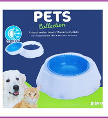 Pets Collection Pets Collection Dierenwaterbak met koelfunktie - 24cm