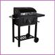 BBQ Collection Luxe Barbecue met zijtafel