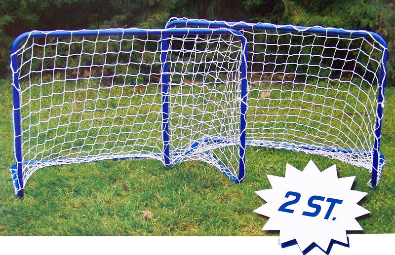 Pen@ltyZone Set van 2 voetbaldoelen (78x56x45cm)
