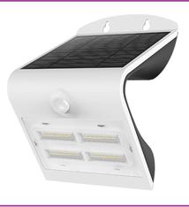LED's Light LED's Light LL300404 LED Solar Wandlamp Buiten Met Sensor