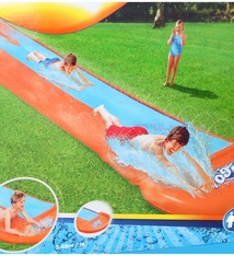 Bestway Waterglijbaan double slide
