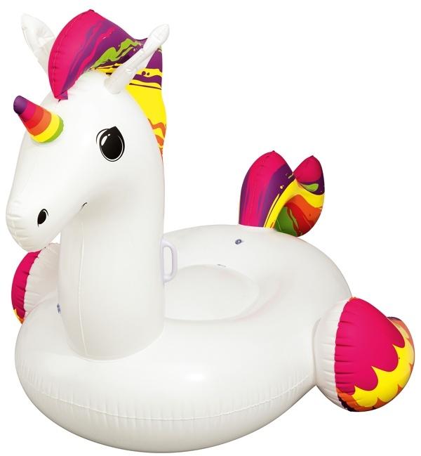 Bestway Unicorn Ride-on XXL 224cm