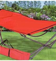 Hangmat met opvouwbare standaard