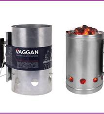 Vaggan Vaggan Brikettenstarter - luxe uitvoering