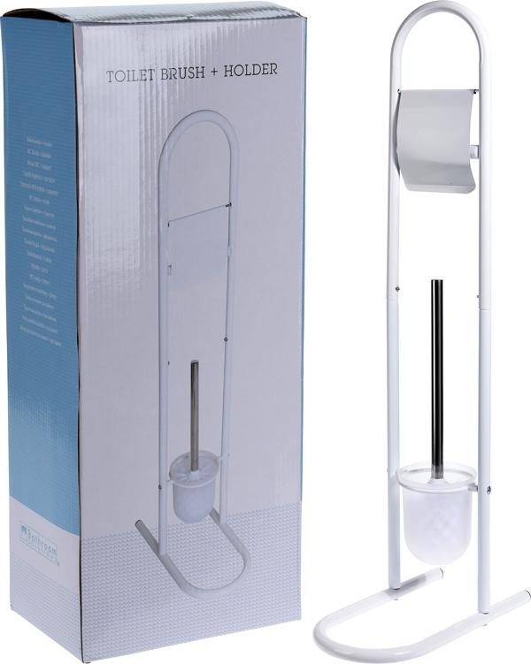 Bathroom Solutions Toiletborstel met houder