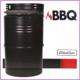 BBQ BBQ KolenbarbecueBBQ -  drum