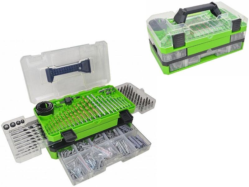 Constructor Accessoires - Bevestigingsset - 271 delig