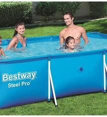Bestway Familiebad Steel Pro - 300x201x66cm