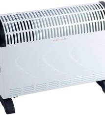 Warm Tech Convector kachel - 2000 W - met turbo ventilatie
