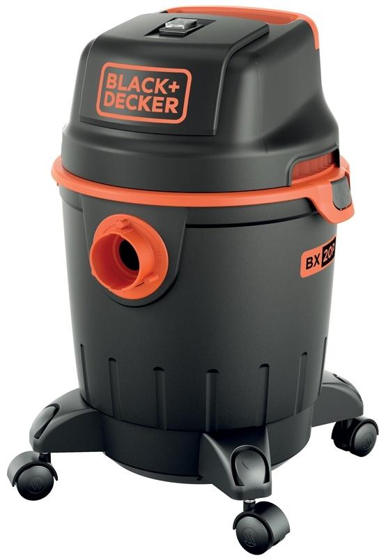 Black+Decker Stofzuiger - nat en droog, 1200W - 20 liter