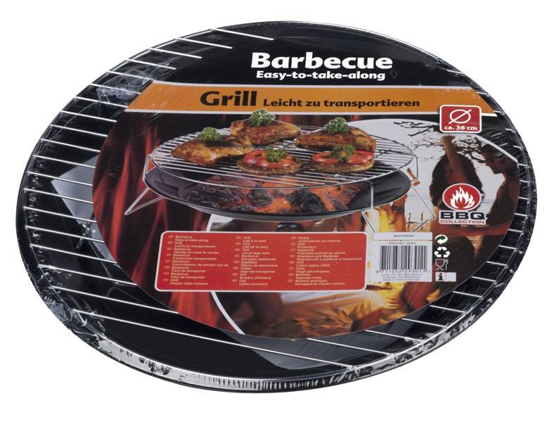BBQ Collection Barbecue-schaal