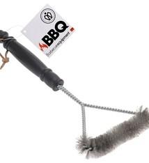 BBQ Barbecue borstel - metaal