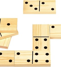 Outdoor Games Reuzen domino - hout