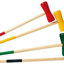 Outdoor Games Houten Croquet spel