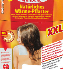 WUNDmed   Warmte-pleister XXL