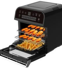 Cuisinier Deluxe Hetelucht friteuse 12L