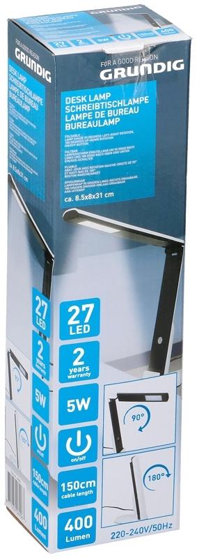 Grundig Bureaulamp - 27 LED's