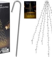 DecorativeLighting Vlaggenmast verlichting 400 LED's - 800cm