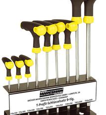 Bruder Mannesmann Brüder Mannesmann Torx T-grepen (set 9 stuks) in standaard