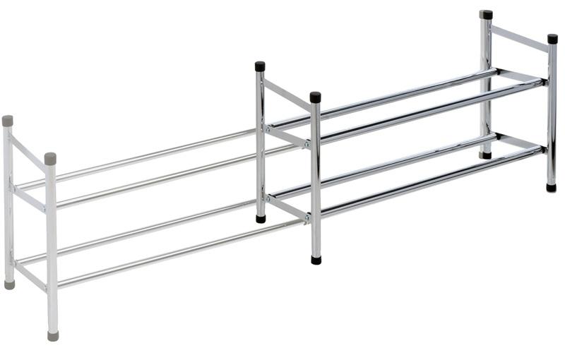 Storage Solutions Uitschuifbaar Schoenenrek - van 61 tot 115cm
