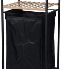 Bathroom Solutions Badkamertrolley met wasmand