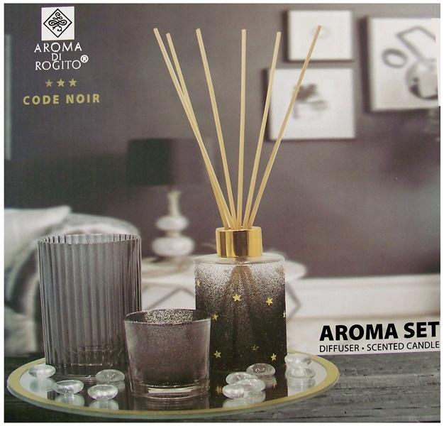 Aroma di Rogito Aroma Giftset - Code Noir