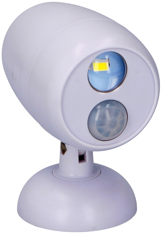 Grundig LED lamp met bewegingssensor - 50 lumen