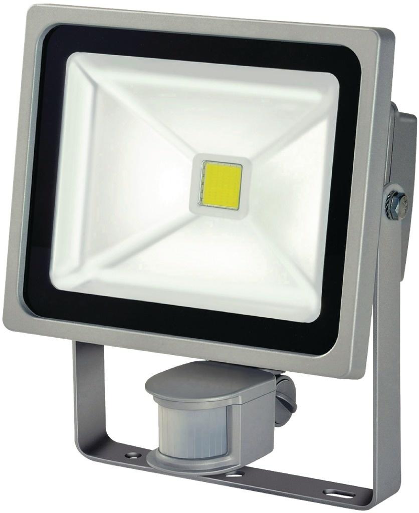 Brennenstuhl Brennenstuhl BN-1171250322 LED Floodlight Met Sensor 30W 2100Lm Grijs