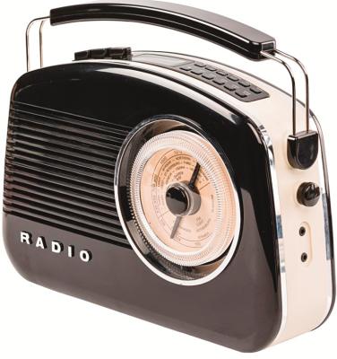 König König HAV-TR900 BL DAB+ Retro-Radio