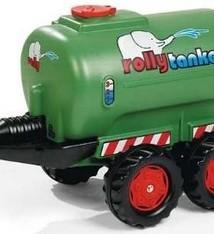 Rolly Toys Rolly Toys 122653 RollyTanker Fendt Groen