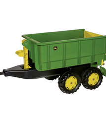Rolly Toys Rolly Toys 125098 RollyContainer John Deere Aanhanger