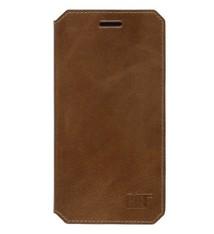 Cat Cat Leather Booklet Active Signature IPhone 6/6s Cognac