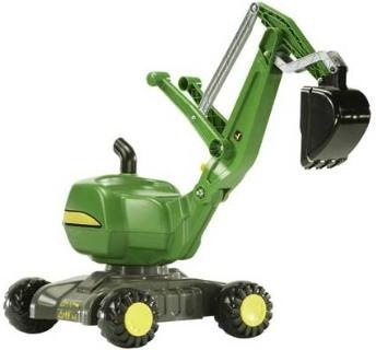 Rolly Toys Rolly Toys 421022 RollyDigger John Deere Graafmachine