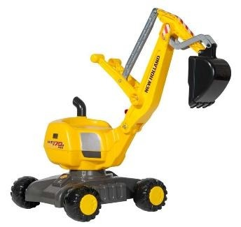 Rolly Toys Rolly Toys 421091 RollyDigger WE170 Pro New Holland Construction Graafmachine