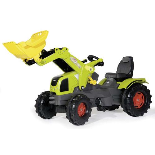 Rolly Toys Rolly Toys 611041 RollyFarmtrac Claas Axos 340 Tractor met Lader