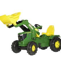 Rolly Toys Rolly Toys 611096 RollyFarmtrac John Deere 6210R Tractor met Lader