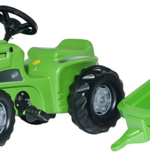 Rolly Toys Rolly Toys 620005 RollyKiddy Futura Tractor met Aanhanger