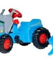 Rolly Toys Rolly Toys 630042 RollyKiddy Classic Tractor met Lader en Aanhanger