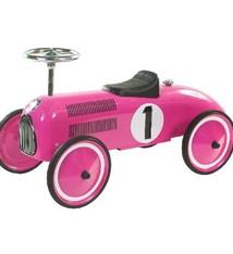 Retro Roller Retro Roller Formule 1 Loopauto Marilyn Fuchsia