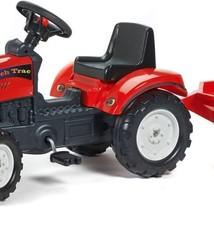 Falk Falk Ranch Trac Tractor met Aanhanger 2-5