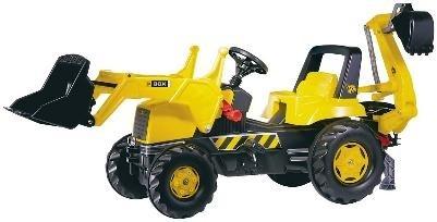 Rolly Toys Rolly Toys 812004 RollyJunior JCB Tractor met Lader en Graafarm