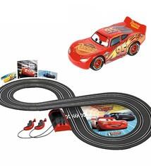 Carrera Carrera First Disney Cars Racebaan 2,4 m + 2 Auto's