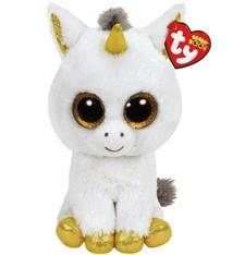 TY TY Beanie Boo's XL Eenhoorn Knuffel Pegasus 42 cm