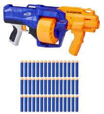 Nerf Nerf N-strike Elite Surgefire Blaster met 45 Darts
