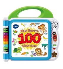 VTech VTech Baby Mijn Eerste 100 Woordjes met Licht en Geluid