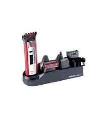 Babyliss Babyliss E838PE Baardtrimmer Rood
