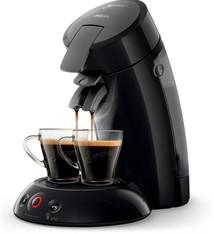 Philips Philips HD6554/60 Senseo Koffiepadapparaat Ravenzwart