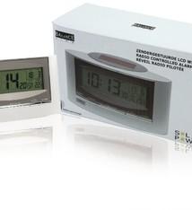 Balance Balance He-clock-32 Zendergestuurde Lcd Solarwekker