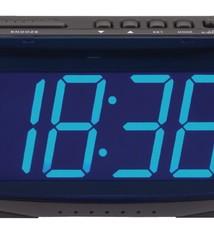 Balance Balance  HE-CLOCK-65 Led-wekker Zendergestuurd