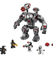 Lego Lego Marvel Avengers 76124 War Machine Buster
